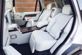 Range Rover resim galerisi (26.07.2018)