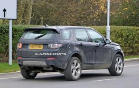 2019 Land Rover Discovery Sport resim galerisi (30.07.2018)