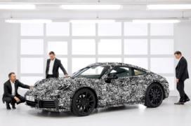 2019 Porsche 911 resim galerisi (01.08.2018)