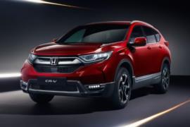 Yeni 2018 Honda CR-V resim galerisi (03.08.2018)