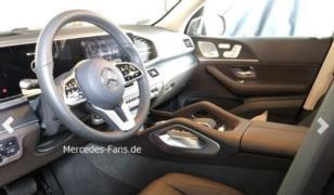 2019 Mercedes GLE resim galerisi (10.08.2018)