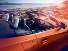 2019 BMW Z4 M40i resim galerisi (15.08.2018)