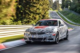 Yeni BMW 3 Serisi Sedan resim galerisi (16.08.2018)