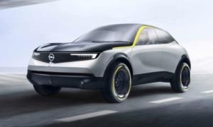 Opel GT X Experimental konsepti resim galerisi (22.08.2018)