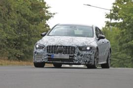 2019 Mercedes-AMG CLA 45 resim galerisi (24.08.2018)