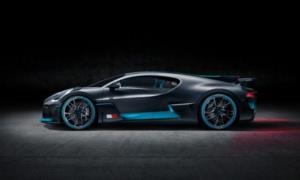 Yeni Bugatti Divo resim galerisi (26.08.2018)