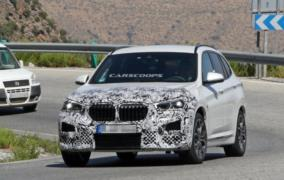 Makyajlı BMW X1 resim galerisi (29.08.2018)