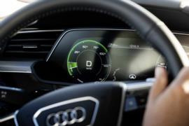 Audi E-Tron SUV resim galerisi (03.09.2018)