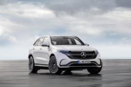 Mercedes EQC resim galerisi (07.09.2018)