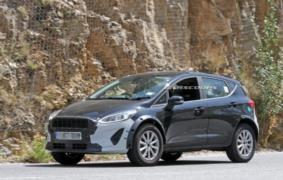 Ford EcoSport prototipi resim galerisi (09.09.2018)