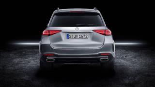 2019 Mercedes-Benz GLE resim galerisi (13.09.2018)