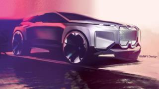 BMW Vision iNext konsepti detaylı resim galerisi (17.09.2018)