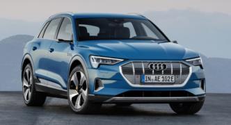 Audi e-Tron resim galerisi (18.09.2018)