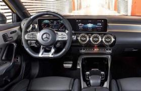 Mercedes AMG A35 resim galerisi (18.09.2018)