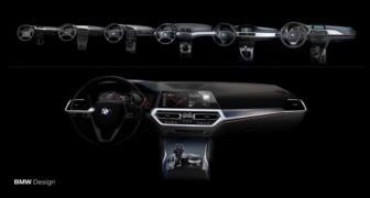 2019 BMW 3 Serisi G20 resim galerisi (02.10.2018)