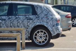 Mercedes B-Serisi/EQB test görüntüleri resim galerisi