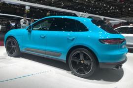 2019 Porsche Macan resim galerisi (03.10.2018)