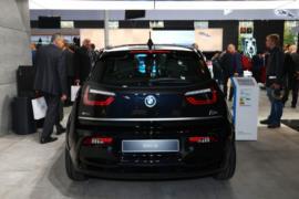 BMW i3 resim galerisi (04.10.2018)