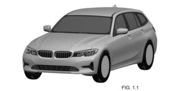 2019 BMW 3-Serisi Touring resim galerisi (11.10.2018)