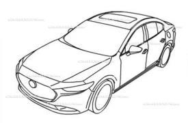 Kai konsepti ve Mazda3 resim galerisi (12.10.2018)