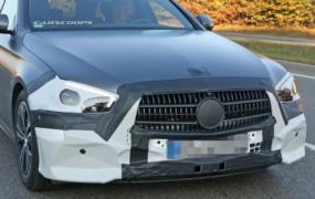 Güncellenen 2020 Mercedes E-Serisi resim galerisi (16.10.2018)