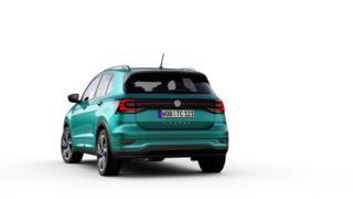 2019 VW T-Cross resim galerisi (26.10.2018)