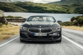 2019 BMW 8-Serisi Cabrio resim galerisi (31.10.2018)