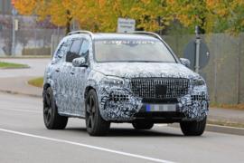 2020 Mercedes-Maybach GLS resim galerisi (04.11.2018)