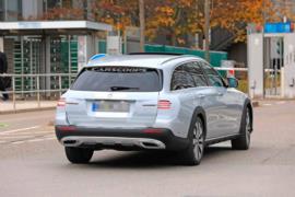Mercedes E-Serisi All-Terrain resim galerisi (06.11.2018)