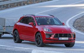 Porsche Macan Turbo resim galerisi (12.11.2018)