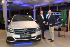 Yeni Mercedes GLC F-Cell resim galerisi (15.11.2018)