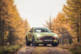 Aston Martin DBX resim galerisi