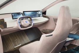 BMW Vision iNext konsepti resim galerisi (28.11.2018)