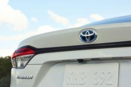 2020 Toyota Corolla Hibrit Sedan resim galerisi (29.11.2018)