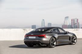 Audi e-tron GT resim galerisi (29.11.2018)