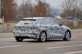 2020 Audi A3 resim galerisi (30.11.2018)