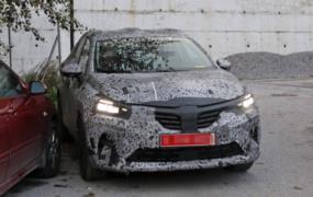 2019 Renault Captur resim galerisi (05.12.2018)