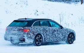 2020 Audi A4 resim galerisi (10.12.2018)