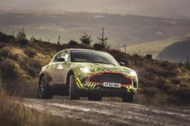 2020 Aston Martin DBX resim galerisi (30.12.2018)
