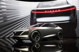 Nissan IMs konsepti resim galerisi (15.01.2018)