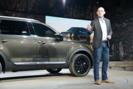 2020 Kia Telluride SUV resim galerisi (16.01.2018)