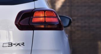 Citroën C3-XR crossover resim galerisi (18.01.2018)