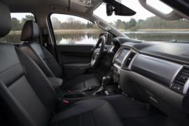 2019 Ford Ranger resim galerisi (23.01.2018)