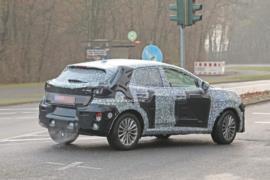 Ford Puma resim galerisi (24.01.2018)