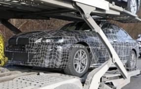 2021 BMW i4 EV resim galerisi (25.01.2018)