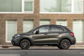Fiat 500X S-Design Edition resim galerisi (27.01.2018)