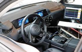 2020 Mercedes AMG GLB 35 resim galerisi (30.01.2018)