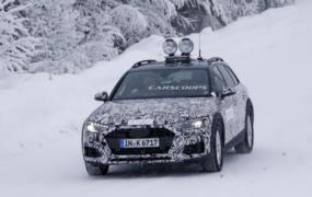 2020 Audi A4 Allroad resim galerisi (31.01.2019)