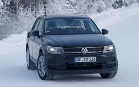 VW ID Crozz resim galerisi (04.02.2019)