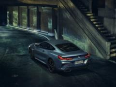 BMW M850i Coupe First Edition resim galerisi (04.02.2019)